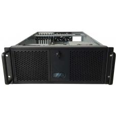 TGC Rack Mountable Server Chassis 4U 550mm Depth, 3x Ext 5.25' Bays, 4x Int 3.5' Bays, 7x Full Height PCIE Slots, ATX PSU/MB TGC-4550HG-7