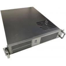 TGC Rack Mountable Server Chassis 2U 550mm Depth, 2x 5.25' Ext Bays, 6x 3.5' Int Bays, 7 x Low Profile PCIE Slots, ATX PSU/MB TGC-24550-USB3.0