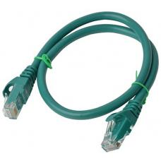 8Ware Cat6a UTP Ethernet Cable 25cm Snagless Green PL6A-0.25GRN
