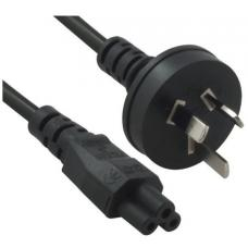 8Ware Power Cable 1m 3-Pin AU to IEC C5 Male to Female RC-3084AU-010