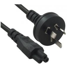 8Ware Power Cable 3m 3-Pin AU to IEC C5 Male to Female RC-3084AU-030