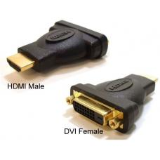 Astrotek HDMI to DVI-D Adapter Converter Male to Female AT-HDMIDVID-MF