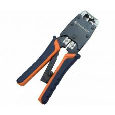 Cabac Precision RJ Crimper 6 and 8 Way for RJ12/RJ45 RJ1245