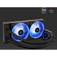 Antec Kuhler K240 RGB All in One CPU Liquid Cooler, LGA 2066, 2011, 115x AMx, FMx. 3 Yr warranty K240RGB