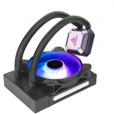 Antec Neptune 120 ARGB Advanced Liquid CPU Cooler, PWM LED Fan, PTFE Tubing, LGA 115x, 2011-v3, 2066, AM4, AM3+ FMx, 3 Yrs Warranty NEPTUNE-120ARGB