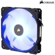 Corsair Air Flow 140mm Fan Low Noise Edition / Blue LED 3 PIN - Hydraulic Bearing, 1.43mm H2O. Superior cooling performance and LED illumination  CO-9050087-WW