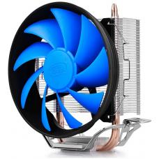 Deepcool Gammaxx 200T, 12cm PWM Fan, Multi-platform, 100w Solution Intel LGA115X/1200/775 AMD AM4 AM3+ AM3 AM2+ AM2 FM2+ FM2 FM1 Gammaxx 200T