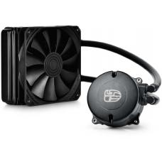 Deepcool Gamer Storm Maelstrom 120K AIO Liquid Cooling Intel/AM4 (Fits HTPC Cases) MAEL 120K A4
