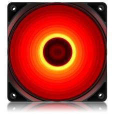 Deepcool RF120R High Brightness Case Fan With Built-in Red LED (DP-FLED-RF120-RD) DP-FLED-RF120-RD