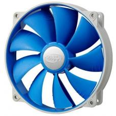 Deepcool Ultra Silent 140mm x 25mm Ball Bearing Case Fan with Anti-Vibration Frame PWM UF140
