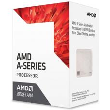 AMD A10-9700 CPU Quad Core AM4, Max 3.8GHz, 2MB Cache, 65W, Integrated Radeon R7 Series APU with Fan AD9700AGABBOX