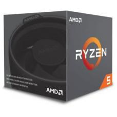 AMD Ryzen 5 2600, 6 Cores AM4 CPU, 3.9GHz 19MB 65W w/Wraith Stealth Cooler Fan Box YD2600BBAFBOX