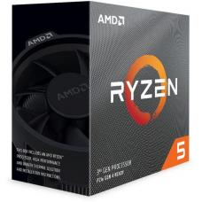 AMD Ryzen 5 3600X, 6 Core AM4 CPU, 3.8GHz 4MB 65W w/Wraith Spire Cooler Fan 100-100000022BOX