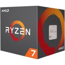 AMD Ryzen 7 1700 CPU 8 Core Unlocked 3GHz Base Speed with Turbo Speed 3.7GHz AM4 65w 16MB L3 cache Boxed 3 Years Warranty - Includes AMD Wraith Fan YD1700BBAEBOX