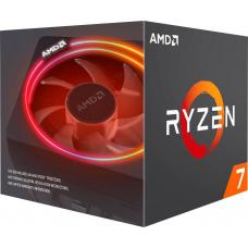 AMD Ryzen 7 3700X, 8 Core AM4 CPU, 3.6GHz 4MB 65W w/Wraith Prism Cooler Fan 100-100000071BOX