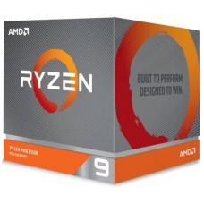 AMD Ryzen 9 3950X, 16 Cores AM4 CPU, 32 Threads, 3.5GHz, 64MB L3 Cache, 105W, PCIe 4.0x16, Without Cooler 100-100000051WOF