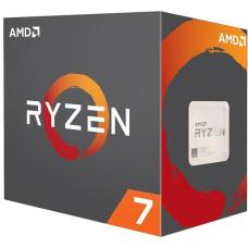 AMD Ryzen 7 1800X CPU 8 Core Unlocked 3.6GHz Base Speed with Turbo Speed 4GHz AM4 95w 16MB L3 cache Boxed 3 Years Warranty - No Fan YD180XBCAEWOF