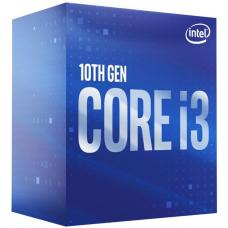 Intel Core i3-10100 CPU 3.6GHz (4.3GHz Turbo) LGA1200 10th Gen 4-Cores 8-Threads 6MB 65W UHD Graphic 630 Retail Box 3yrs Comet Lake BX8070110100