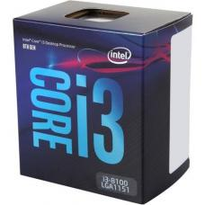 Intel Core i3-8100 3.6Ghz s1151 Coffee Lake 8th Generation Boxed 3 Years Warranty BX80684I38100