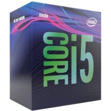 Intel Core i5-9400F 2.9GHz (4.1GHz Turbo) LGA1151 9th Gen 6-Cores 6-Threads 9MB 8GT/s 65W Dedicated Graphic Required Retal Box 3yrs Coffee Lake BX80684I59400F