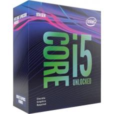 Intel Core i5-9600KF 3.7Ghz No Fan Unlocked s1151 Coffee Lake 9th Generation Boxed 3 Years Warranty - Dedicated Graphics is required BX80684I59600KF
