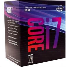 Intel Core i7-8700 3.2Ghz s1151 Coffee Lake 8th Generation Boxed 3 Years Warranty - SYSTEM BUILD ONLY BX80684I78700