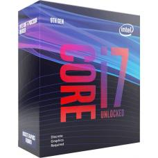 Intel Core i7-9700KF 3.6GHz (4.9GHz Turbo) LGA1151 9th Gen 8-Cores 8-Threads 12MB 8GT/s 95W Dedicated Graphics Required Retail Box 3yrs BX80684I79700KF