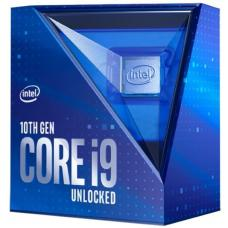 Intel Core i9-10850K CPU 3.6GHz (5.2GHz Turbo) LGA1200 10th Gen 10-Cores 20-Threads 20MB 95W UHD Graphic 630 Retail Box 3yrs Comet Lake BX8070110850K