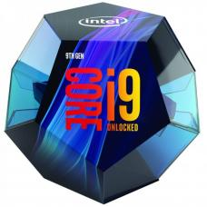 Intel Core i9-9900K 3.6Ghz No Fan Unlocked s1151 Coffee Lake 9th Generation Boxed 3 Years Warranty - SYSTEM BUILD ONLY BX80684I99900K