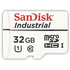 SanDisk Micro SD Card 32GB Capacity 10 UI Class SD 3.0 Interface UHS-I 104 Speed 80Mbps Sequential Read 50Mbps Sequential Write Tray SDSDQAF3-032G-I