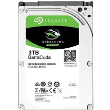 Seagate 3TB 2.5' Barracuda, 5400RPM 15mm 128MB cache Notebook / Laptops HDD (ST3000LM024) 2 Years Warranty ST3000LM024