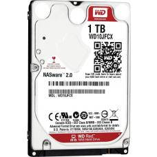 WD Red 1TB NAS 2.5' 9.5mm SATA 8MB Cache, 5400RPM Hard Drive WD10JFCX
