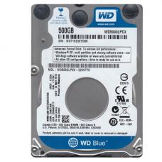 WD Blue 500GB SATA3 7mm 2.5' 5400RPM 6Gb/s 16MB Cache WD5000LPCX