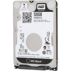 WD Black 500GB SATA3 7mm 2.5' 7200RPM 6Gb/s 32MB Cache WD5000LPLX