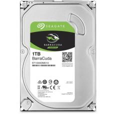 Seagate 1TB Barracuda 3.5' 7200RPM SATA3 6Gb/s 64MB Cache HDD ST1000DM010