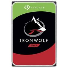Seagate 1TB IronWolf NAS 3.5' 5900RPM SATA3 6Gb/s 64MB HDD. 3 Years Warranty ST1000VN002