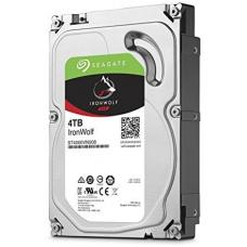 Seagate 4TB 3.5' IronWolf NAS 5900 RPM 64MB Cache SATA 6.0Gb/s 3.5' HDD (ST4000VN008) ST4000VN008