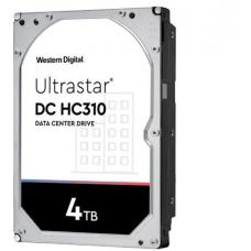 WD 4TB Ultrastar Enterprise, 3.5' SAS 512E SE DC HC310, 256MB, 7200 RPM 6.0Gb/s, Hard Drives 5 Years Warranty - 0B36048 0B36048