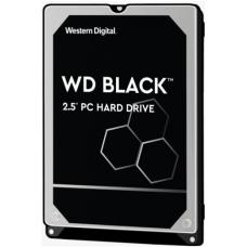Western Digital WD Black 500GB 2.5' HDD SATA 6gb/s 7200RPM 32MB Cache CMR Tech for Hi-Res Video Games 5yrs Wty WD5000LPLX
