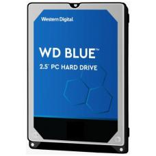 Western Digital WD Blue 500GB 2.5' SATA PC HDD 2.5' 5400RPM 6Gb/s 16MB Cache 2yrs Wty -WD5000LPCX WD5000LPCX