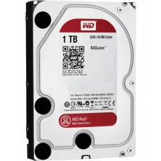 WD Red 1TB NAS 64MB 3.5' 5400RPM SATA3 6Gb/s 64MB Cache WD10EFRX