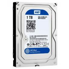 WD Blue 1TB SATA3 64MB 3.5' 7200RPM 6Gb/s 64MB Cache HDD WD10EZEX