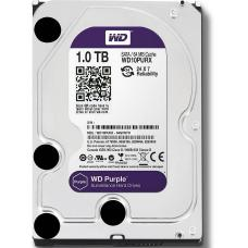 WD Purple 1TB Surveillance 3.5' IntelliPower SATA3 6Gb/s 64MB 5400 RPM Hard Drive WD10PURZ