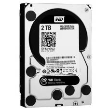 WD Black 2TB SATA3 64MB 3.5' 7200RPM 6Gb/s 64MB Cache HDD WD2003FZEX