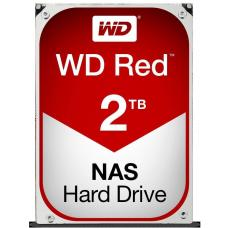 WD Red 2TB NAS 3.5' 5400RPM SATA3 6Gb/s 256MB Cache WD20EFAX WD20EFAX