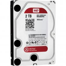 WD Red 2TB NAS 64MB 3.5' 5400RPM SATA3 6Gb/s 64MB Cache WD20EFRX