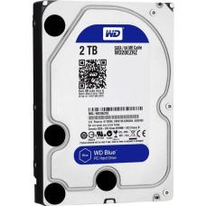WD Blue 2TB SATA3 64MB 3.5' 5400RPM 6Gb/s 64MB Cache HDD WD20EZRZ