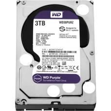 WD Purple 3TB Surveillance 3.5' IntelliPower SATA3 6Gb/s 64MB Cache (WD30PURZ) WD30PURZ