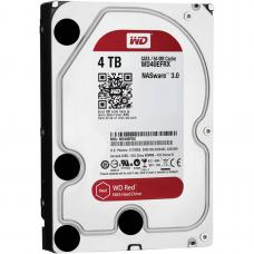 WD Red 4TB NAS 64MB 3.5' 5400RPM SATA3 6Gb/s 64MB Cache WD40EFRX