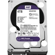 WD Purple 4TB WD40PURZ Surveillance 3.5 IntelliPower SATA3 6Gb/s 64MB WD40PURZ